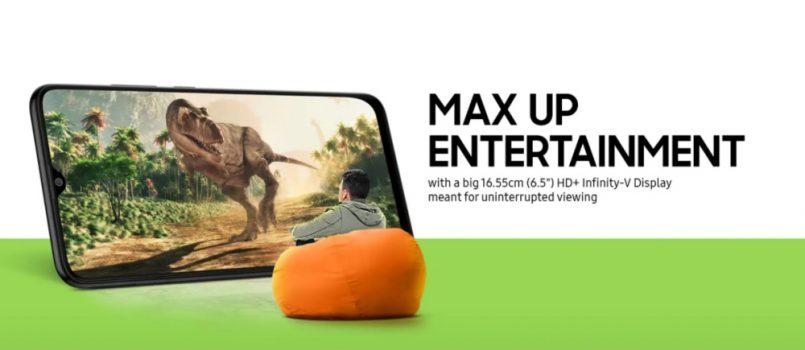 Samsung Galaxy M02s Hadir Dengan Cip Snapdragon 450 Dan Bateri 5000 mAh