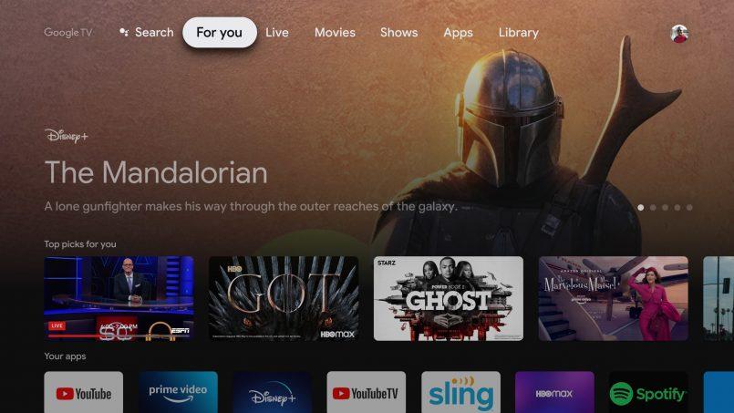 """Televisyen Pintar Google TV Akan Hadir Dengan Mod """"Basic TV"""" Untuk Mengubah Menjadi Televisyen Dungu"""