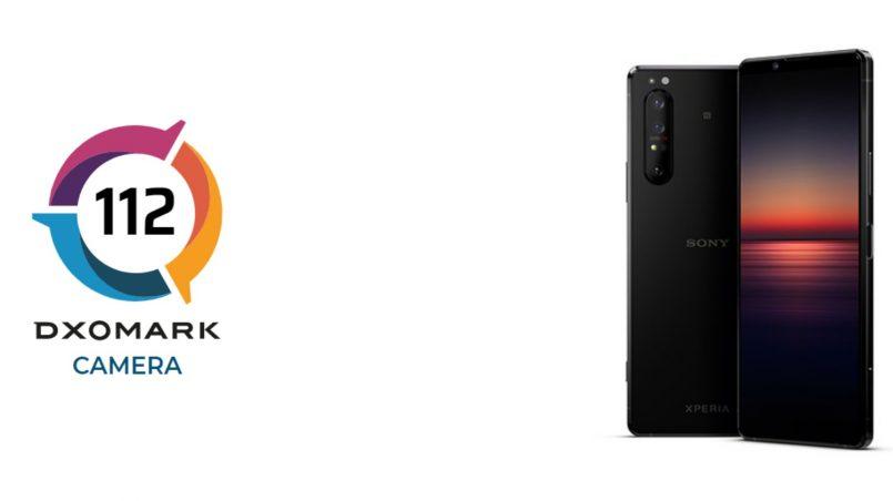 Kamera Utama Sony Xperia 1 II Menerima Skor DxOMark Sebanyak 112 Mata