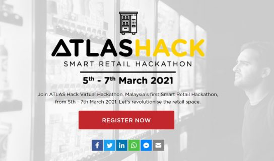 Godam 'Mesin Gedegang' – Acara Hackathon Maya ATLAS Menawarkan Wang Tunai Sehingga RM25,600