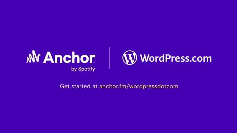 Anchor WordPress