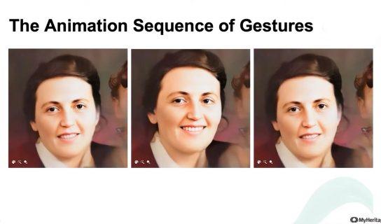 MyHeritage Menawarkan Perkhidmatan Animasi Dan Mewarnakan Foto Nenek Moyang Anda