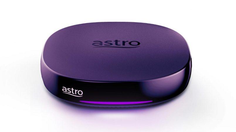 Astro Melancarkan Ulti Box – Kotak TV Kandungan HD Generasi Terbaru