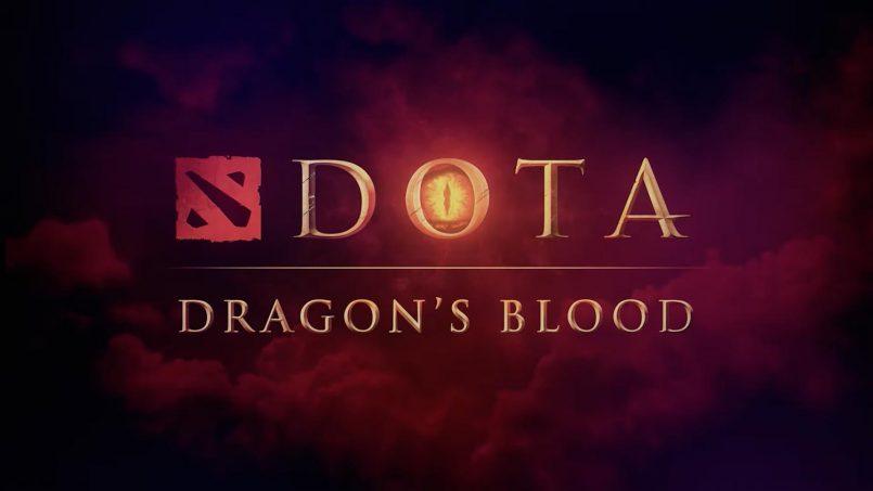 Siri Anime DOTA : Dragon's Blood Akan Tiba Ke Netlix Mac Ini