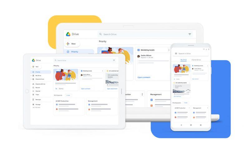 Google Bakal Hadir Dengan Aplikasi Google Drive Baharu Untuk Windows Dan Mac