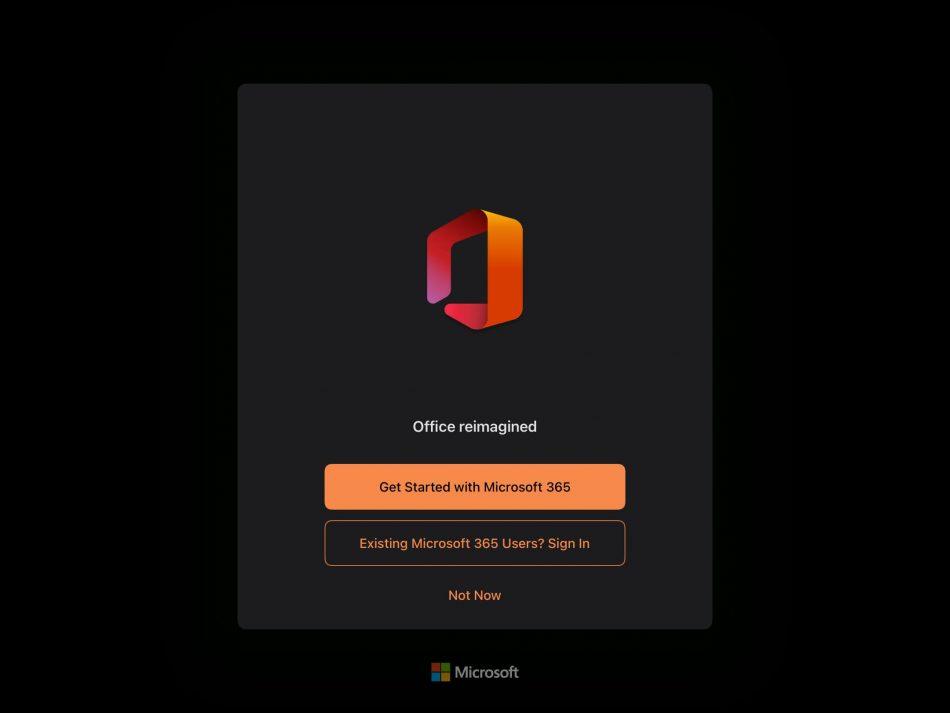 Aplikasi Produktiviti Microsoft Office Kini Ditawarkan Untuk iPad – Amanz 4