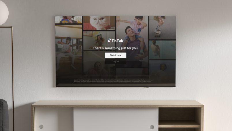 TikTok Kini Ditawarkan Untuk Android TV
