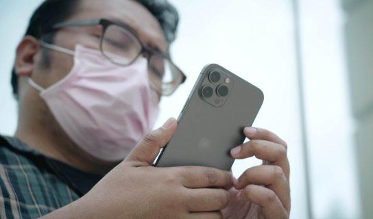 Ini Cara Menyah-kunci iPhone Menggunakan Face ID Walaupun Dengan Pelitup Muka