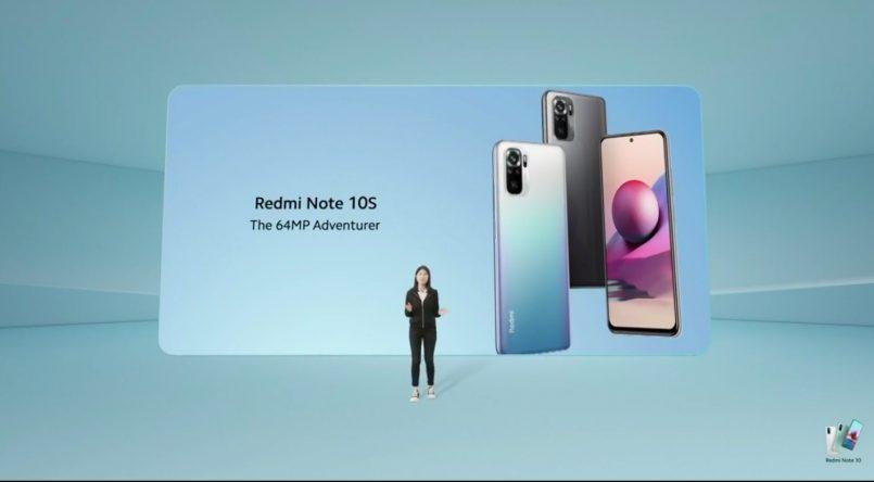 Redmi Note 10S Dan Note 10 5G Turut Diumumkan Untuk Pasaran Global