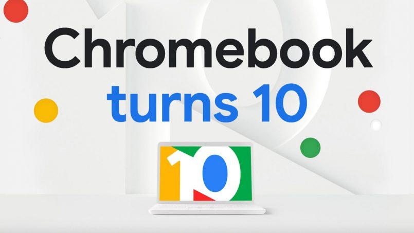 Chrome OS Dikemaskini Dengan Ciri-Ciri Baharu Sempena Ulang Tahun Ke-10