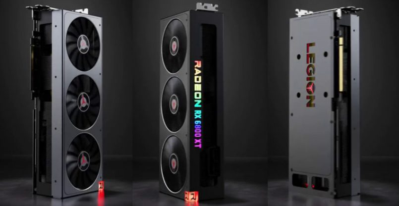 Lenovo Dikatakan Bakal Memasuki Pasaran Komponen Komputer Dengan Kad Grafik Berasaskan AMD Radeon RX 6000