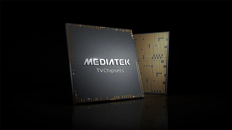 Cip MediaTek MT9638 Dilancarkan Untuk TV 4K Pintar