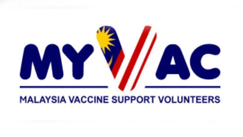Pendaftaran Sukarelawan MyVAC Bagi Membantu Program Vaksinasi Covid-19 Kebangsaan Kini Dibuka