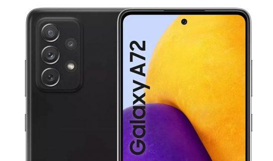 Samsung Galaxy A72 Akan Mempunyai Ciri Peranti Mercu Space Zoom 30X Dan Dolby Atmos