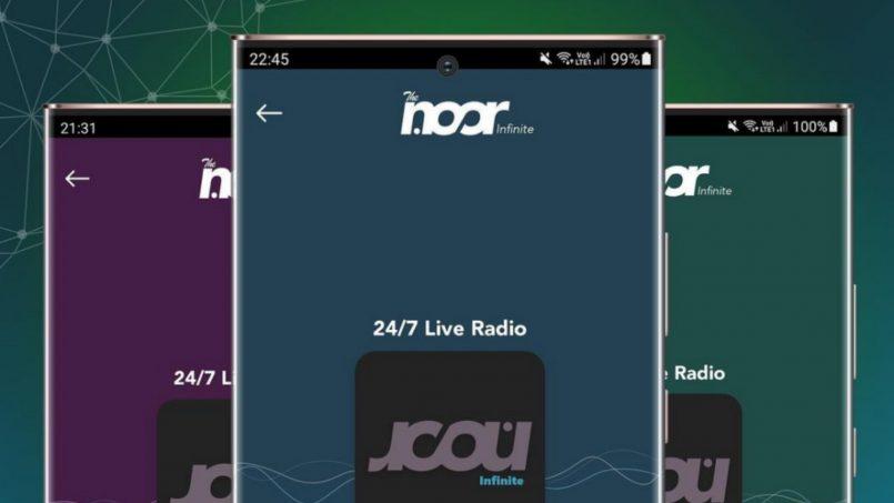 TheNoor Bakal Memperkenalkan Noor Infinite – Radio Penstriman Langsung 24 Jam