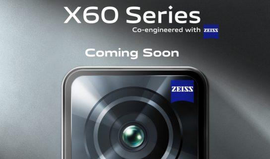 Vivo Mengacah Kehadiran Siri Vivo X60 Untuk Pasaran Tempatan