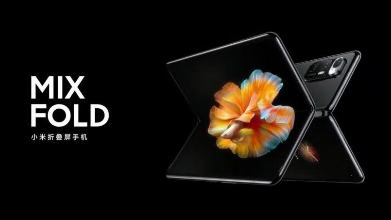 Xiaomi Mi MIX Fold Kini Rasmi – Peranti Skrin Boleh-Lipat Dengan Lensa Cecair Pertama Dunia