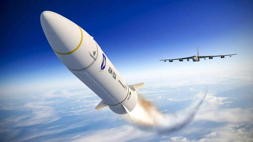 Peluru Berpadu Berkelajuan Mach 20 Tentera Udara Amerika Syarikat Gagal Dalam Ujian Sulung