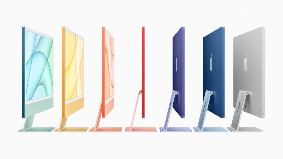 Jony Ive Turut Terlibat Dalam Pembangunan Apple iMac M1 Terbaru 2