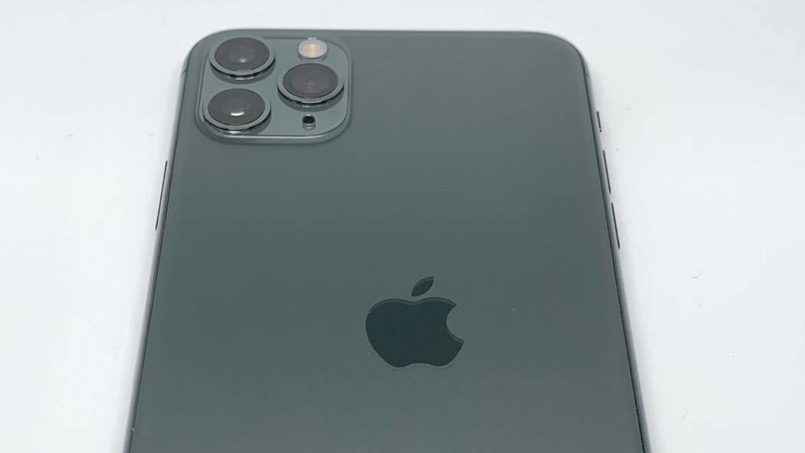 iPhone 11 Pro Dengan Logo Senget Dijual Pada Harga RM11,000