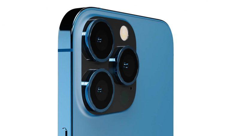Lukisan CAD iPhone 13 Pro Max Memberikan Bayangan Bonggol Kamera Lebih Besar Dan Tebal