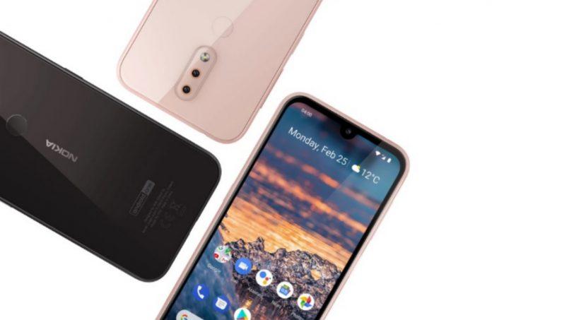 Nokia 4.2 Menerima Kemaskini Android 11
