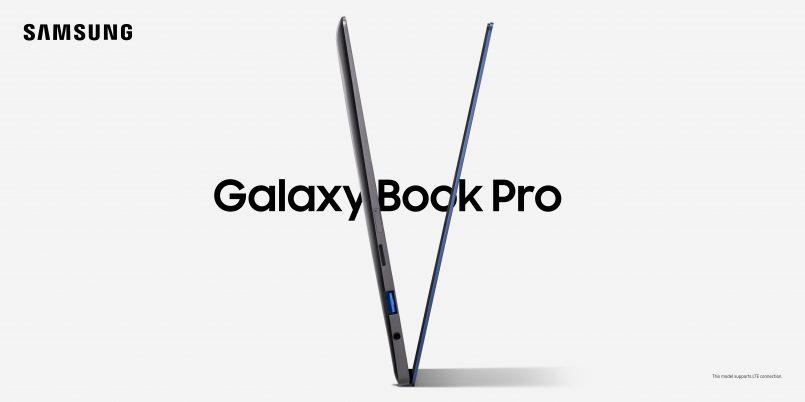 Samsung Galaxy Book Pro Dilancarkan Dengan Skrin AMOLED, Intel Generasi 11 Dan LTE