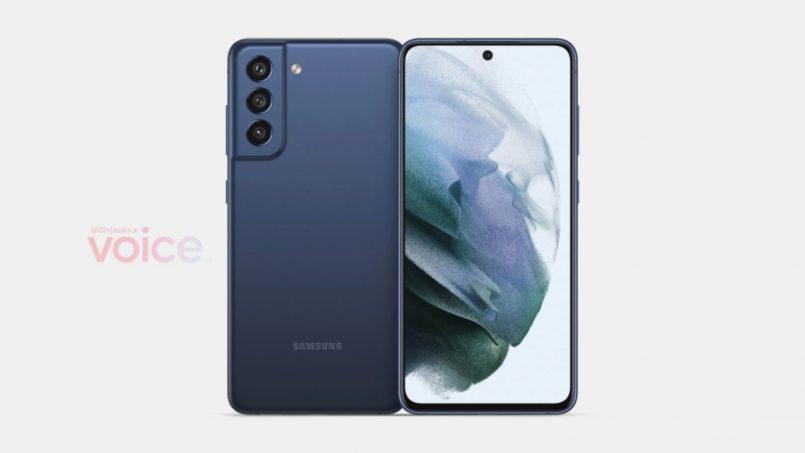 Kapasiti Bateri Samsung Galaxy S21 FE Tertiris Ke Arena Web