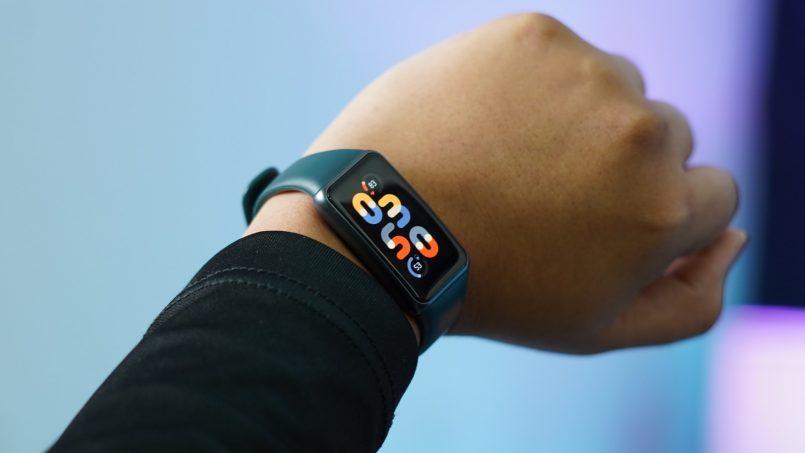 Ulasan Huawei Band 6 – Macam WatchFit, Tapi Lebih Kecil Dan Murah