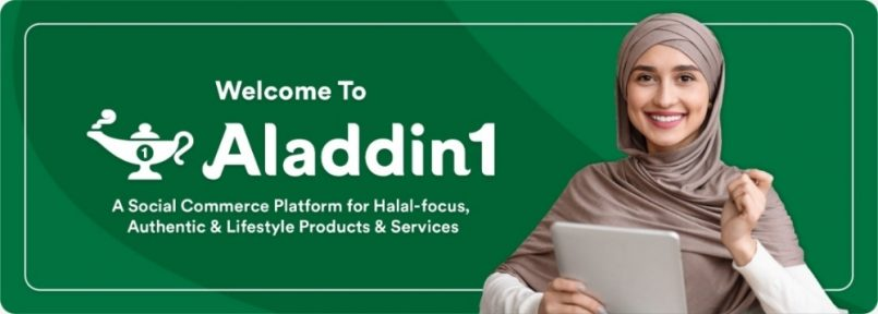 Aladdin1 Dilancarkan – Memfokuskan Barangan Halal Dan Asli