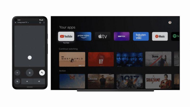 Kelak Peranti Android Boleh Digunakan Sebagai Alat Kawalan Jauh Android TV