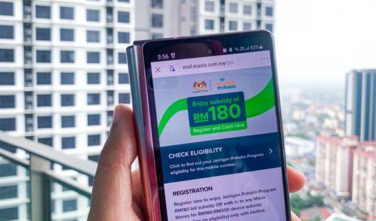 Bagaimana Untuk Menebus Kredit Sehingga RM300 Dari Pelan Telekomunikasi Anda?