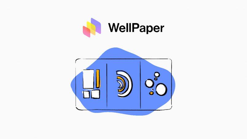 WellPaper Menujukan Pola Penggunaan Peranti Pengguna Menerusi Imej Latar Belakang Aktif