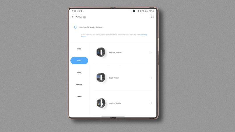 Dizo Watch Ditemui Dalam Aplikasi Realme Link – Bakal Tiba Tidak Lama Lagi?