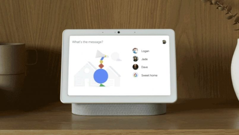 Google Assistant Kini Adalah Sejenis Aplikasi Permesejan – Pengguna Boleh Menghantar Audio Atau Teks Kepada Ahli Keluarga