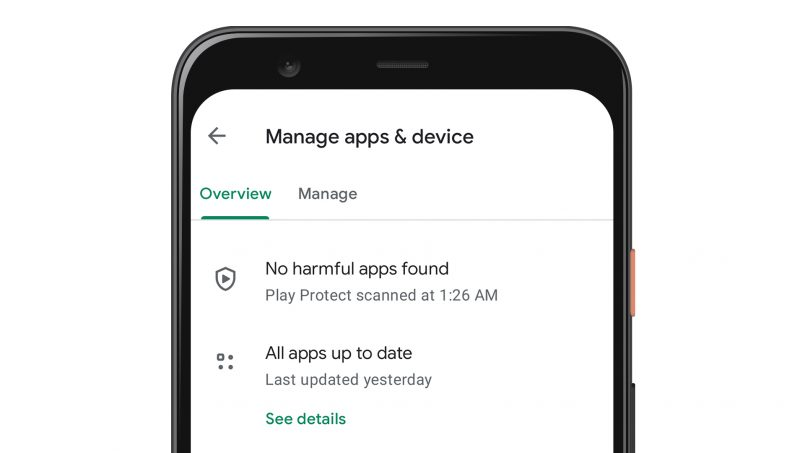 Google Menguji Antaramuka Baharu Play Store Yang Lebih Ringkas Dan Lebih Sukar Untuk Semak Kemaskini Aplikasi