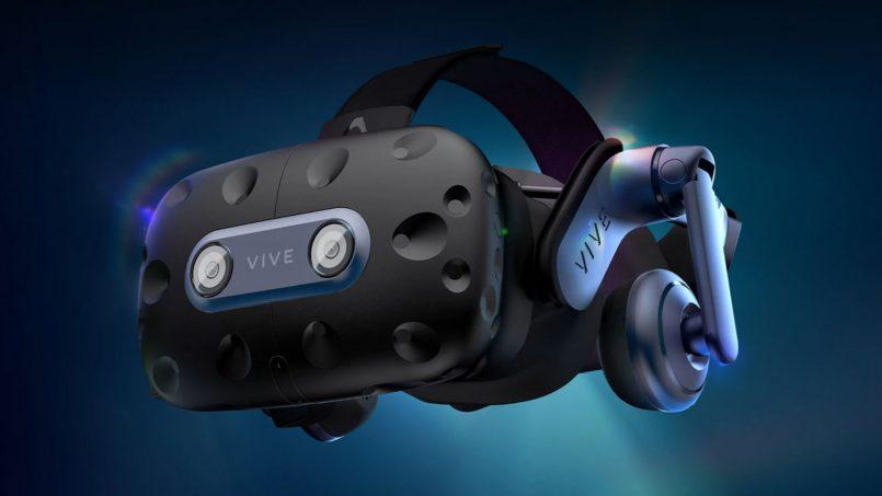 HTC Vive Pro 2 Diumumkan Dengan Skrin 5K 120Hz
