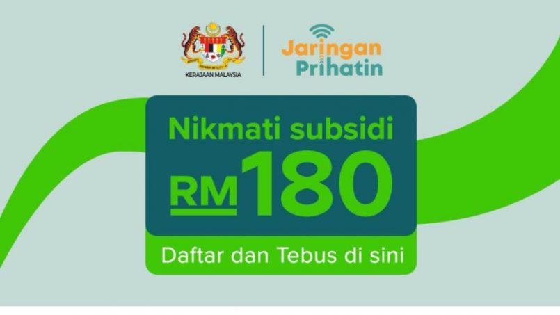 Anda Kini Boleh Mendaftar Untuk Dapatkan Kredit Subsidi RM180 Atau RM300 Melalui Maxis Dan Hotlink