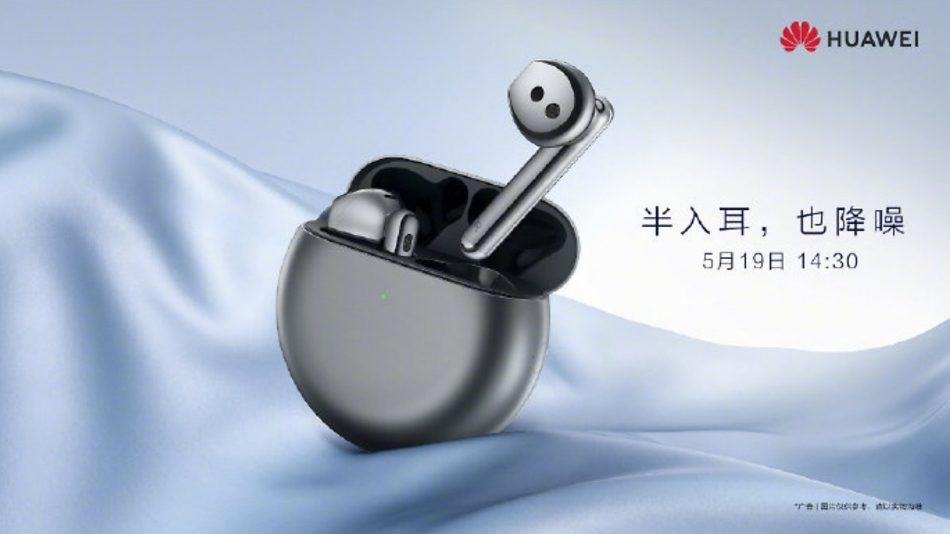 Huawei FreeBuds 4 Akan Dilancarkan Di China Pada 19 Mei ini – Amanz 3
