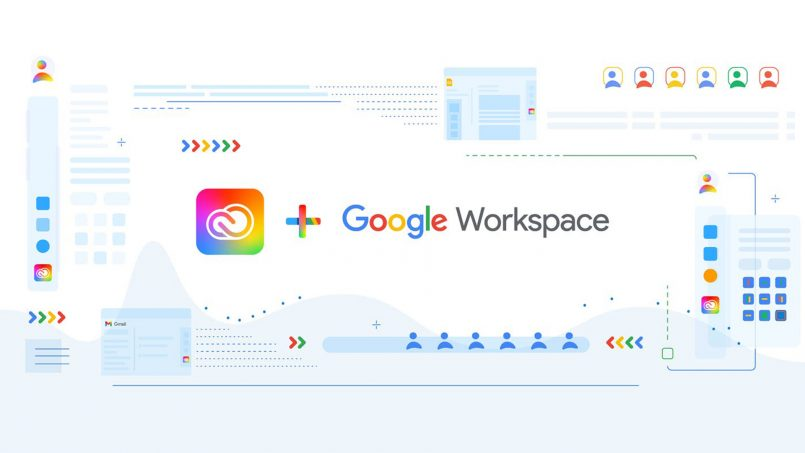 Adobe Creative Cloud Kini Diintegrasikan Dengan Google Workspace