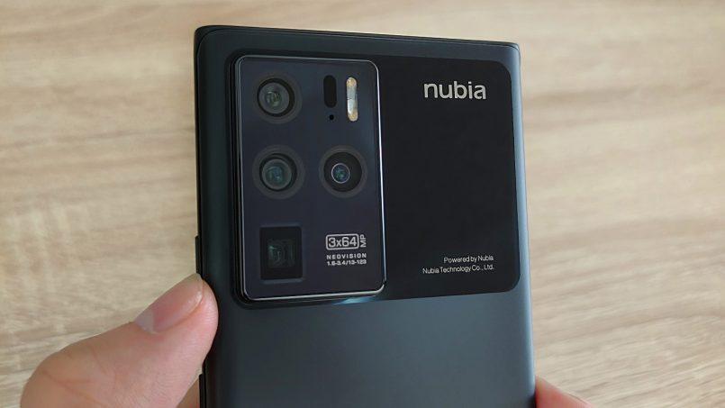 Rekaan Nubia Z30 Pro Diperlihatkan Dalam Imej Sebenar