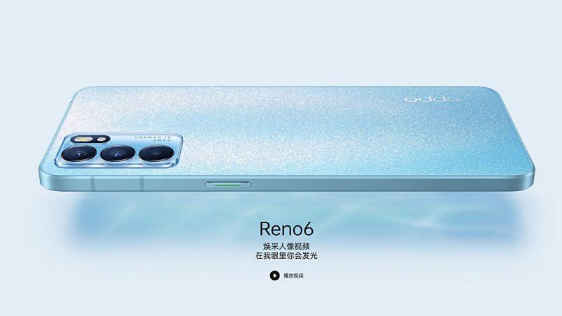Oppo Reno6 Dan Reno6 Pro Dilancarkan – Skrin 90Hz, Kamera Utama 64MP Dan Pengecas 65W