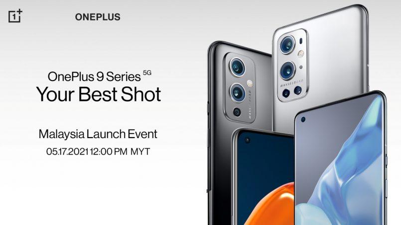 Siri OnePlus 9 Bakal Dilancarkan Di Malaysia Pada Minggu Hadapan