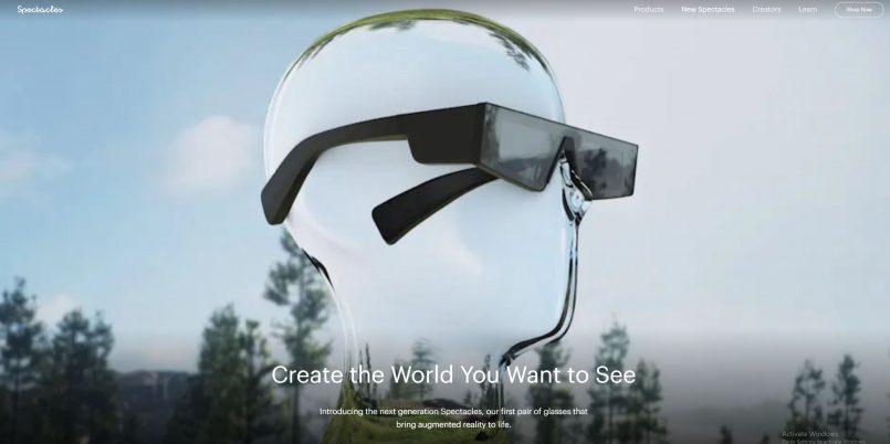Snap Spectacles 4 Diperkenalkan Dengan Fungsi Realiti Terimbuh AR Lenses