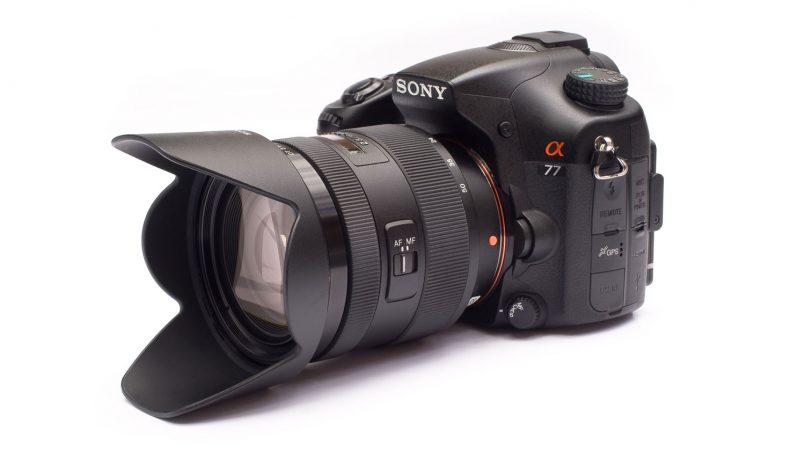 Sony Telah Berhenti Menjual Kamera DSLR