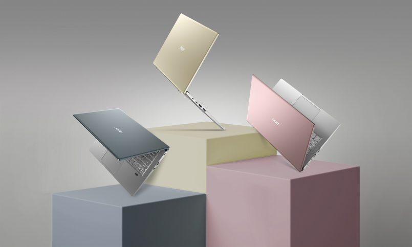 Acer Swift X Diperkenalkan – Komputer Riba Nipis dan Ringan Pertama Yang Dilengkapi Kad Grafik NVIDIA GeForce RTX 3050