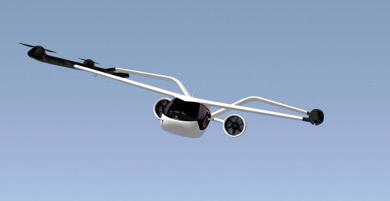 Volocopter Melancarkan VoloConnect Pula Untuk Perjalanan Lebih Jauh
