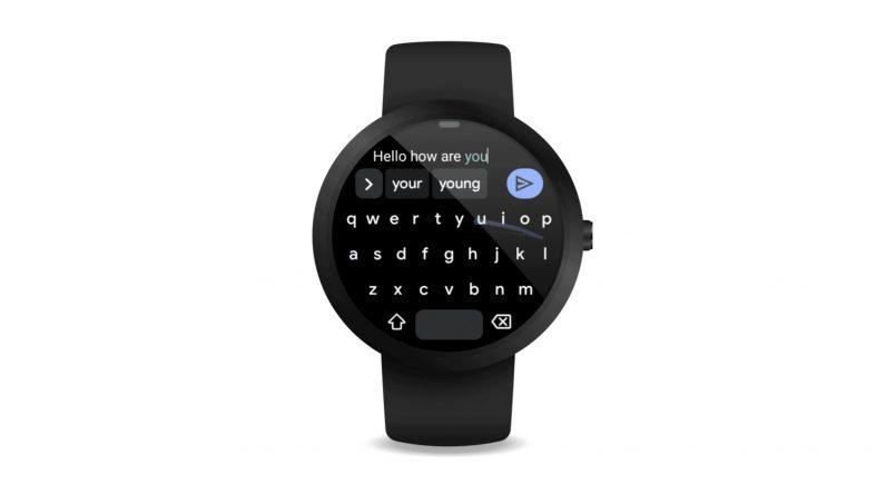 Aplikasi Papan Kekunci GBoard Akan Tiba Pada Wear OS