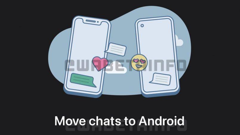 Pemindahan Data WhatsApp iOS Ke Android Adalah Semudah Mengimbas Kod QR