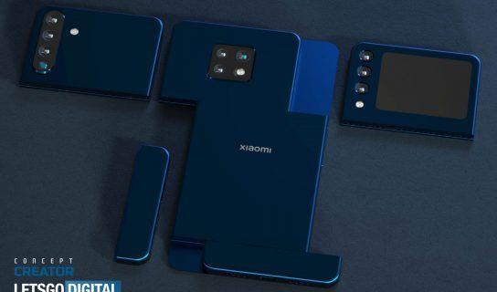 Xiaomi Mempatenkan Rekaan Telefon Modular